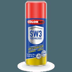 SW3 Spray Óleo Multiuso 300ml - TINTAS SÃO MIGUEL