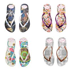 Kit 4 Pares de Chinelo Feminino Polo Culture - Diconfort Calçados | Calçados confortáveis e anatômicos