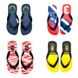 Kit 4 Pares de Chinelo Masculino Polo Culture - Diconfort Calçados | Calçados confortáveis e anatômicos