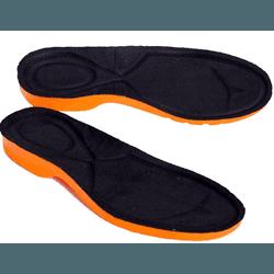 Palmilha Anatômica Conforto Gel - Com 2.5cm De Esp... - Top Franca Shoes | Calçados confortáveis em Couro
