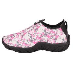 Sapatilha Aquática Esporte Náutico Neoprene Rosa B... - Top Franca Shoes | Calçados confortáveis em Couro