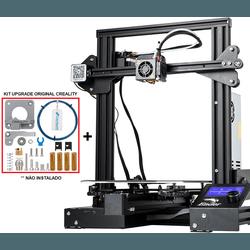 Impressora 3D Creality Ender 3 Pro Placa 32 Bits + Kit Upgrade Original - TOPINK3D