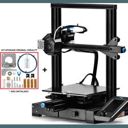 Impressora 3D Creality Ender 3 V2 Placa 32 Bits + Kit Upgrade Original - TOPINK3D