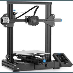 Impressora 3D Creality Ender 3 V2 - Placa 32 Bits - TOPINK3D