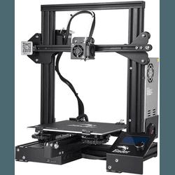 Impressora 3D Creality Ender 3 - Placa 32 Bits - TOPINK3D