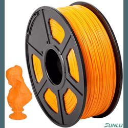 Filamento ABS 1.75mm 1kg - Amarelo - TOPINK3D