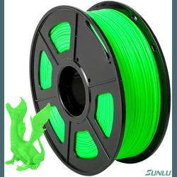Filamento PLA+ 1.75mm 1Kg - Verde - TOPINK3D