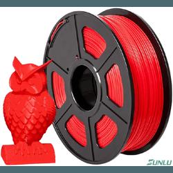 Filamento PLA+ 1.75mm 1kg - Vermelho - TOPINK3D