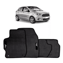 Jogo de Tapetes Golden Rubber Ford Ka 2014 em Dian... - Total Latas - A loja online do seu automóvel