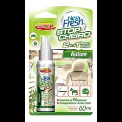 Stop Cheiro New Fresh Spray 60ml Nature - Total Latas - A loja online do seu automóvel