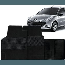Jogo de Tapetes Peugeot 206/207 4 Peças - Total Latas - A loja online do seu automóvel