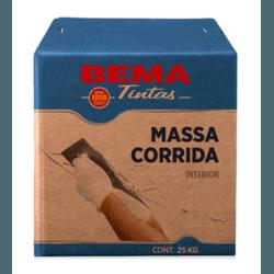 MASSA PVA BEMA CX 25 KG - TOTAL TINTAS DISTRIBUIDORA