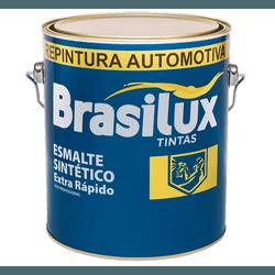 ESMALTE BRASILUX CINZA RAL 7024 GL - TOTAL TINTAS DISTRIBUIDORA