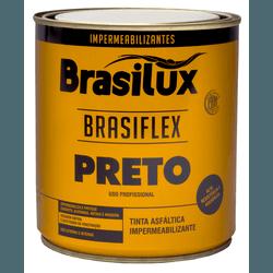 IMPERMEABILIZANTE BRASIFLEX PRETO 18L - TOTAL TINTAS DISTRIBUIDORA