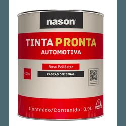 PRETO NINJA POL VW NASON 900 ML - TOTAL TINTAS DISTRIBUIDORA