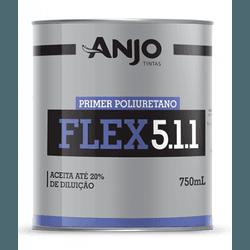 PRIMER PU FLEX 5.1.1 C/CATALIZADOR 900ML ANJO - TOTAL TINTAS DISTRIBUIDORA