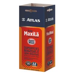 ROLO LA MAXILA 23 CM ATLAS - TOTAL TINTAS DISTRIBUIDORA