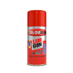 DESENGRIPANTE LUB-GIN COLORGIN - TOTAL TINTAS DISTRIBUIDORA