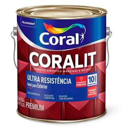 ESMALTE SINTÉTICO CORALIT ULTRA RESISTENCIA ALTO B... - TOTAL TINTAS DISTRIBUIDORA