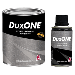 PRIMER PU DUXONE DX1820 C/CAT - TOTAL TINTAS DISTRIBUIDORA