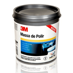 MASSA DE POLIR 3M 1KG - TOTAL TINTAS DISTRIBUIDORA