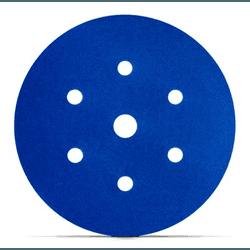 DISCO HOOKIT BLUE 600 3M - TOTAL TINTAS DISTRIBUIDORA