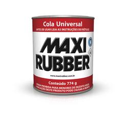 COLA UNIVERSAL 774 GRS MAXI RUBBER - TOTAL TINTAS DISTRIBUIDORA