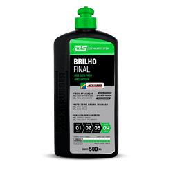 BRILHO FINAL 50 ML MAXI RUBBER - TOTAL TINTAS DISTRIBUIDORA