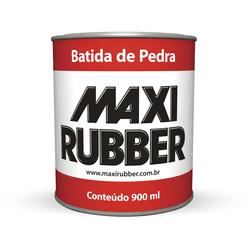 EMBORRACHAMENTO PRETO 900 ML MAXI RUBBER - TOTAL TINTAS DISTRIBUIDORA