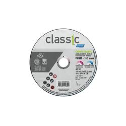 DISCO DE CORTE CLASSIC BASIC 115x22.23 NORTON - TOTAL TINTAS DISTRIBUIDORA