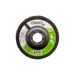 DISCO CLASSIC FLAP 40 115 MM NORTON - TOTAL TINTAS DISTRIBUIDORA