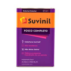 TINTA FOSCO SUVINIL FOSCO COMPLETO PALHA 18L - TOTAL TINTAS DISTRIBUIDORA