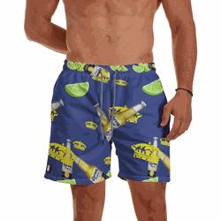 Short Praia Masculino Duff Azul Use Thuco - SH090 - Use Thuco
