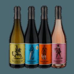 Mosqueteiros de Rioja - Vinho Justo