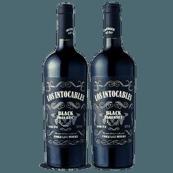 CAIXA LOS INTOCABLES - Vinho Justo