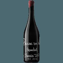 Parajes Del Valle Monastrell 2020 - Vinho Justo
