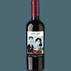 Telmo e Ruth Gran Reserva - Vinho Justo