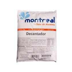Decantador Sulfato de Alumínio 2kg Montreal - a35