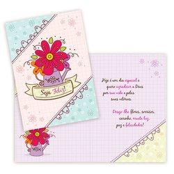 cartão Seja Feliz