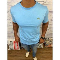 56f3e66422d Camiseta Lacoste - azul claro - CLAC2