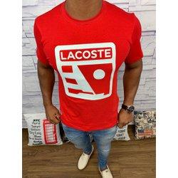 01932fe32d2 Camiseta Lacoste- Emborrachada - CLNE30