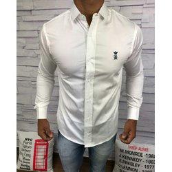 ecdde33b4 Camisa Manga Longa Sergio K Lisa