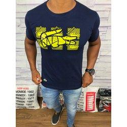 c40665355a5 Camiseta Lacoste - Azul Marinho - FGVH14