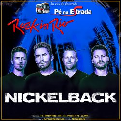 Rock in Rio Nickeback