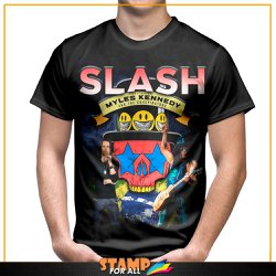 Slash - Camiseta