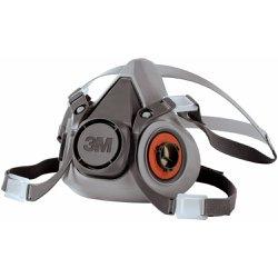 Máscara Semi Facial 6200 3M - 090