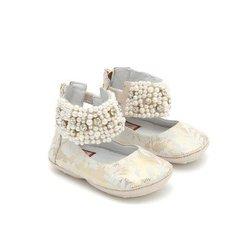 4e573e3df Sapato Tornozeleira Perola Bebê Gats | GATS ENJOY YOUR WORLD
