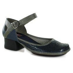 8ded4eb82 Sapato Em Couro New kelly Azurita J.Gean - CK0024.