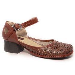 f88c3570a Sapato Em Couro New kelly Vermelho j.Gean - CK002.