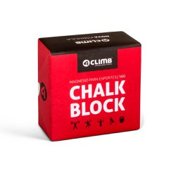 Carbonato De Magnésio Chalk Block 56g 4climb